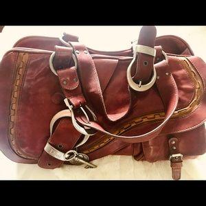 Dior Bags - Christian Dior Large Saddle Bag